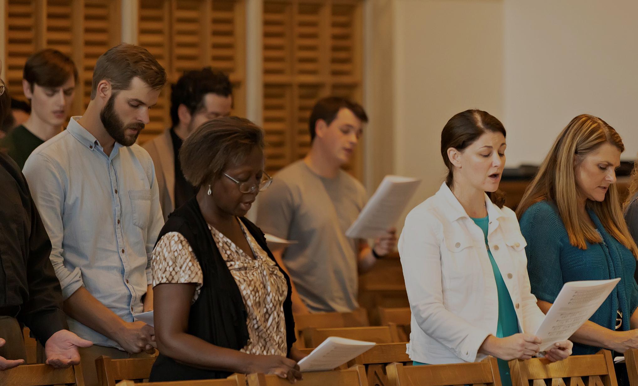 AEHS worship service Duke Divinity