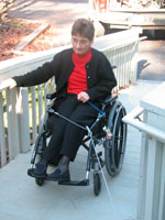 Electric Switch Plug Wheelchair Ramp Power ...