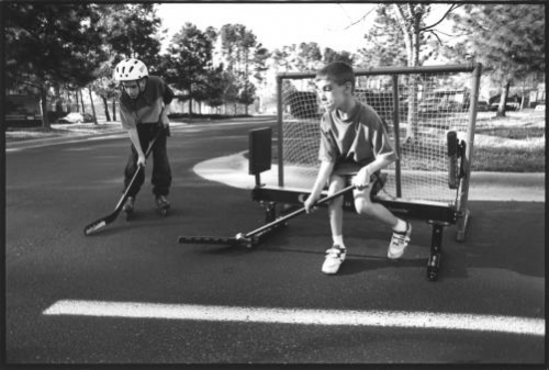 Hockey Goalie Slider Assistive Technology Design Projects