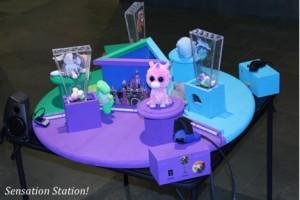 Figure 1. The Sensation Station.