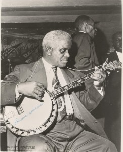 Lawrence Marreo. Courtesy Hogan Jazz Archive, Tulane University.