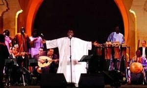 Youssou N'Dour band