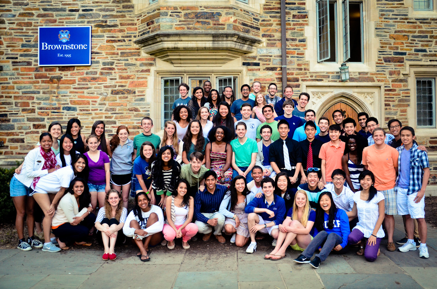 Brownstone 2014 Group Photo