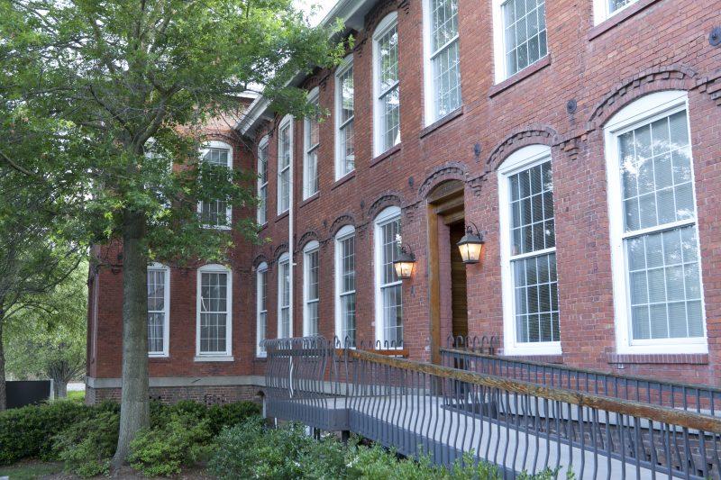 Erwin Mill Building