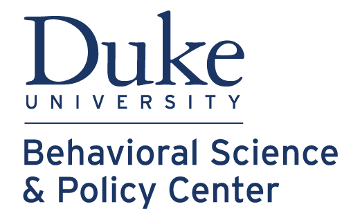The Behavioral Science & Policy Center (BSPC)