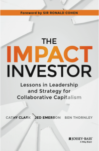 The Impact Investor Book Released