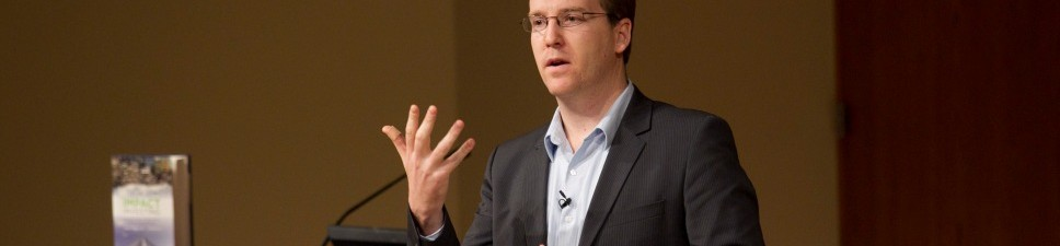 CASE i3 Advisor Antony Bugg-Levine, December 2011