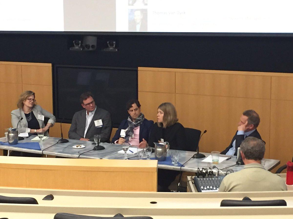 Impact Investing Panel at #SBSI16