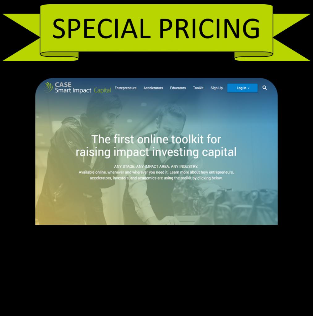 CASE i3 Initiative on Impact Investing