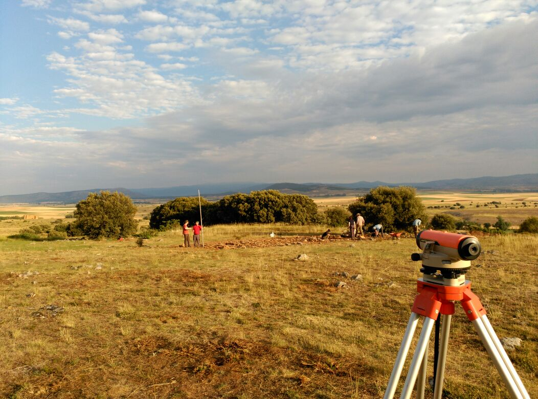 Prof. Alicia Jiménez wins Loeb Classical Library Foundation award to excavate Roman camps near Numantia, Spain