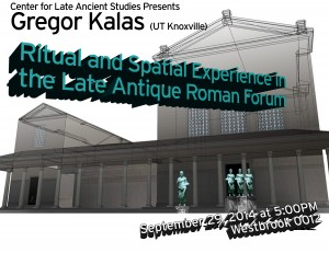 Kalas lecture - poster