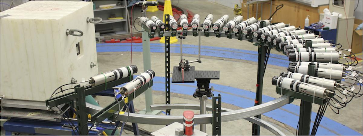 The quenching factor calibration facility at TUNL