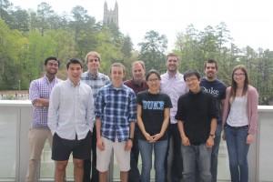 Group photo, May, 2014