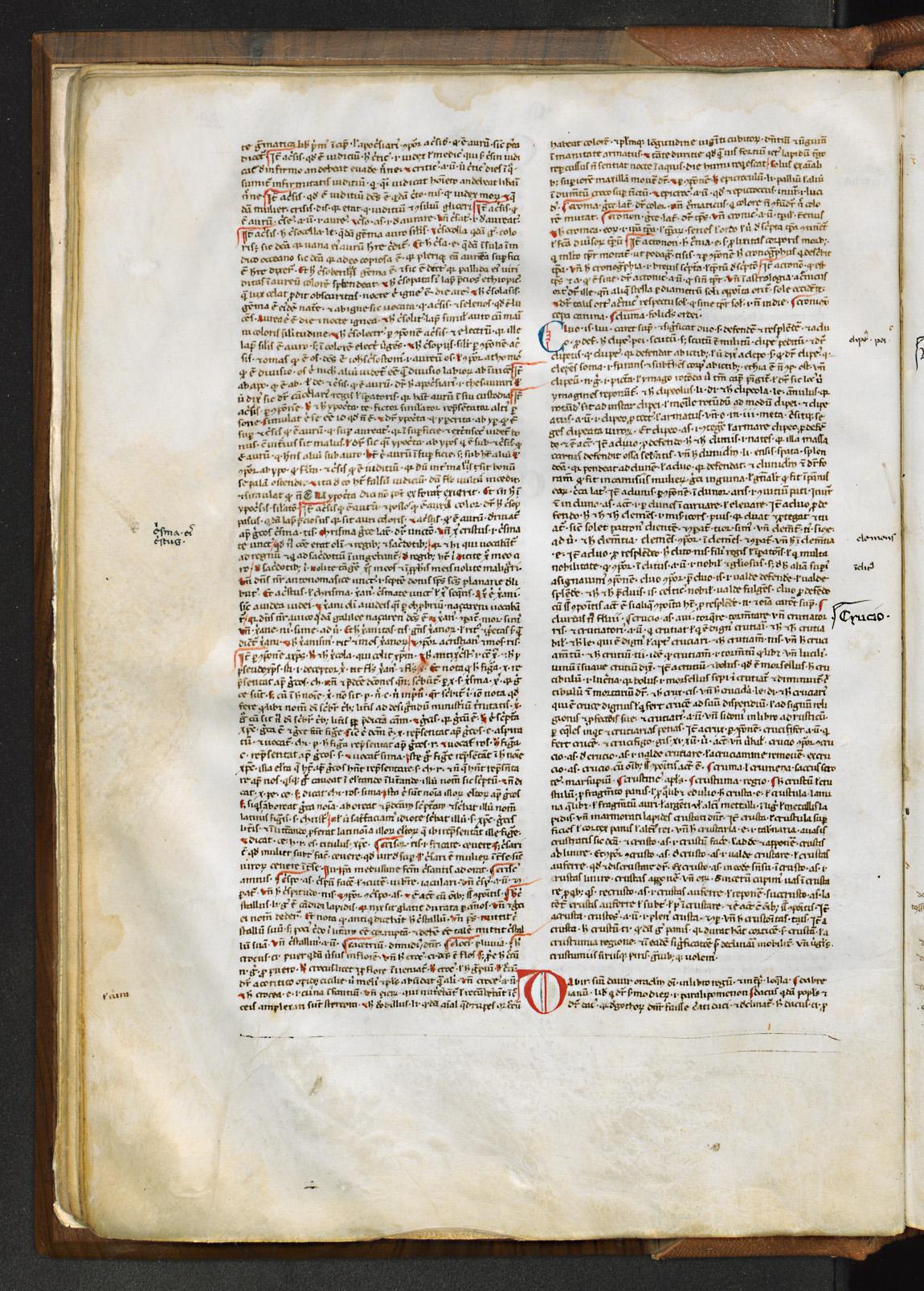 Ms. BML, 27 sin. 5, c. 20v.
