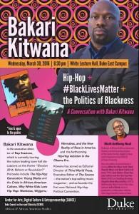 Kitwana flier