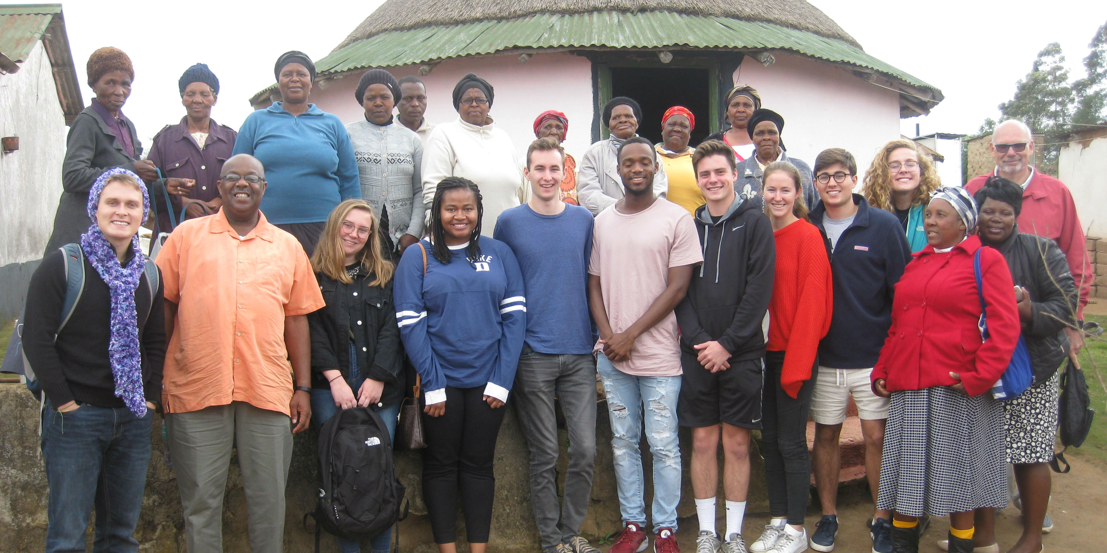 Duke Immerse in South Africa