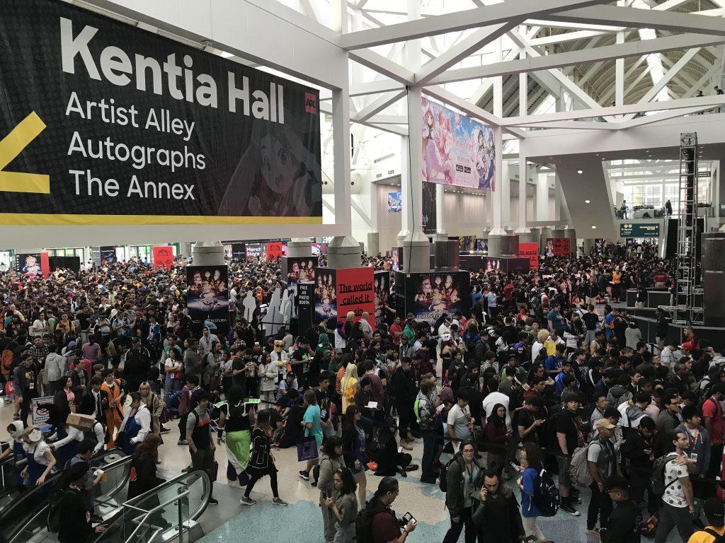 Anime Expo 2019 Ddmc