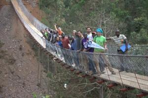 Rwanda pennant