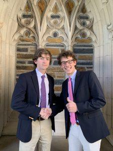 Woodley Burrow & James Marek