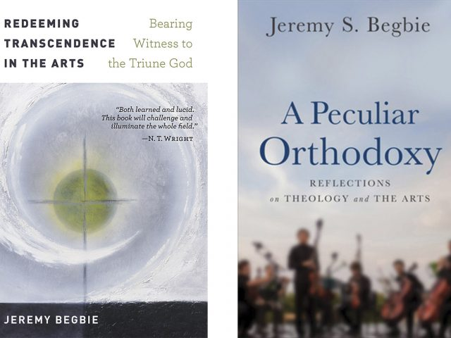 Two New Publications from Director Jeremy Begbie