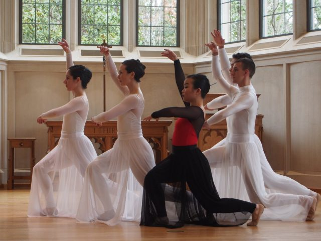 Ekklesia Contemporary Ballet Performance and Panel Discussion