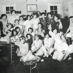 Greensboro Pajama Party, n.d., Photo Courtesy Charlotte Marks Karesh