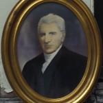 Jacob Mordecai, Portrait  c. 1826, Courtesy of Mordecai-Lane House