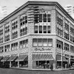 Bon Marche Department Store, Asheville, n.d., Courtesy D. H. Ramsey Library, Special Collections, University of North Carolina at Asheville