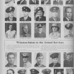 Winston-Salem Jewish Soldiers, World War II, Courtesy North Carolina Collection, University of North Carolina Chapel-Hill