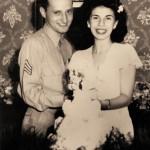 Walter and Elizabeth Goodman Klein, Charlotte, World War II, Courtesy Walter Klein