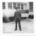 Joseph Blumenstein, German-born GI, World War II
