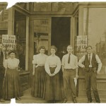 Lindy Store, Charlotte, n.d., Courtesy Al Rogat