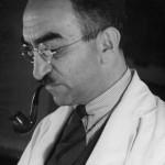 Dr. William Perzweig, Scientist, n.d., Courtesy Duke University Medical Center Archives