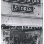 Family Dollar Store, n.d., Courtesy Sandra and Leon Levine Foundation