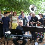 Magnolia Klezmer Band, n.d., Courtesy Sandy and Elliot Mills