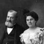 Abraham and Barbara Weill, n.d., Courtesy Southern Historical Collection, University of North Carolina at Chapel Hill
