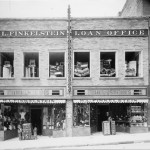 Finklestein Pawn Shop, Asheville, n.d., Courtesy D.H. Ramsey Library, Special Collections, University of North Carolina at Asheville
