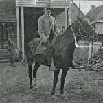 Solomon Bear, Wilmington, Confederate veteran, Courtesy of Cape Fear Museum