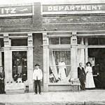 Lebovitz Store, Gastonia, n.d., Courtesy Jerry Levin