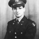 Glenn Zerden, Hickory, killed in action, World War II, Courtesy of Elaine Zerdin