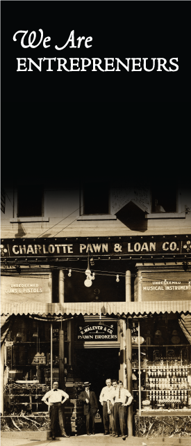 Charlotte Pawn & Loan Company, Charlotte, c. 1910