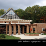 Judea Reform Congregation, Durham, built 2003