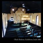 Oheb Sholom, Goldsboro, built 1886