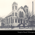 Temple of Israel, Wilmington, built 1878
