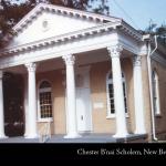 Chester B'nai Scholem, New Bern, built 1908