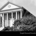 Temple Emanuel Greensboro, built 1924