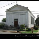 Temple Emanuel, Gastonia,built 1929