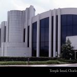 Temple Israel Charlotte, built 1992