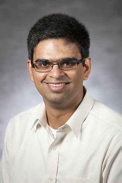 Ashwinkumar Machanavajjhala.computer science faculty.studio headshot