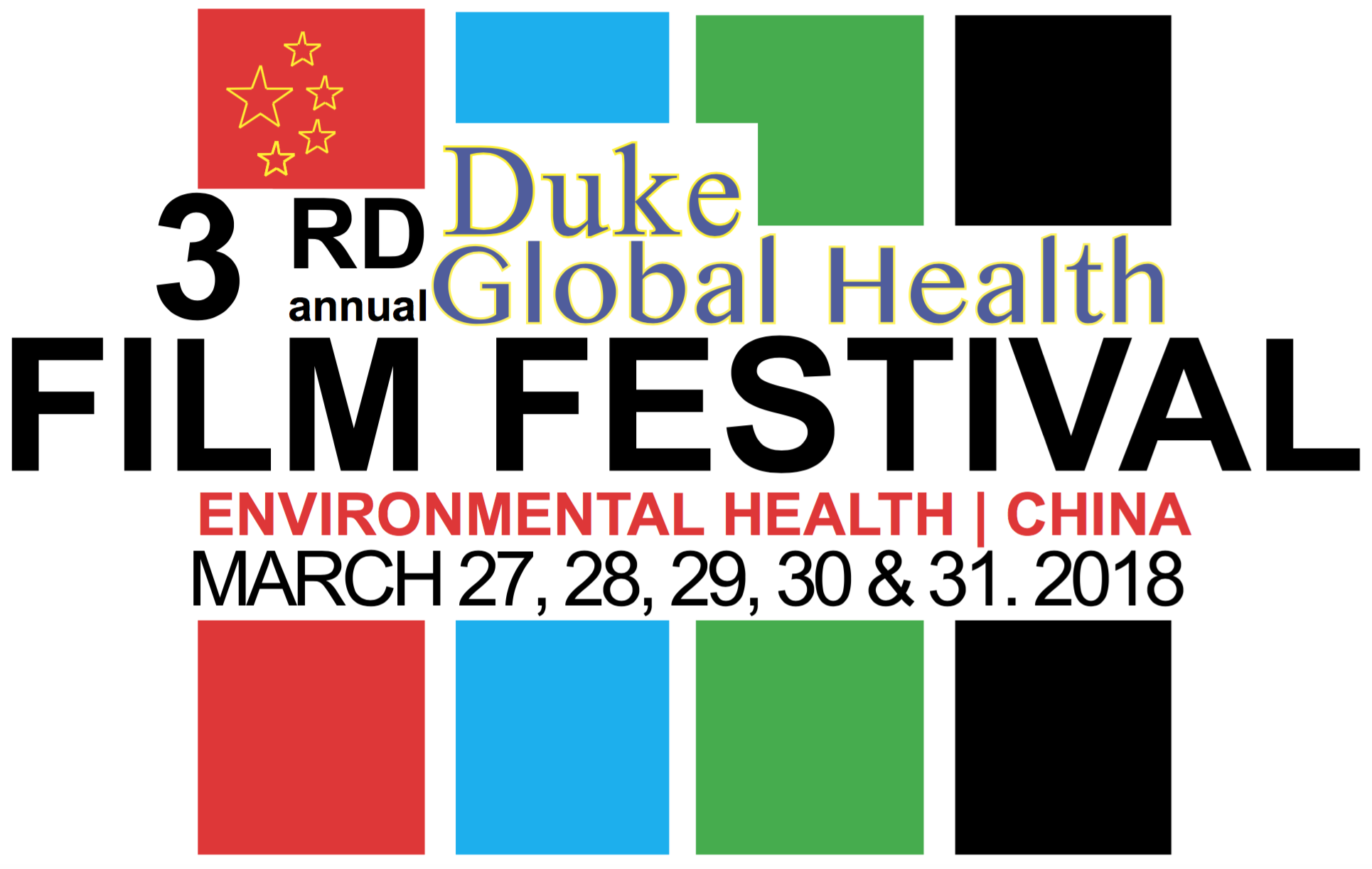 DUKE GLOBAL HEALTH FILM FESTIVAL